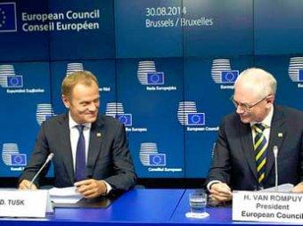 ИноСМИ: Евросоюз готовит новые санкции в отношении Крыма