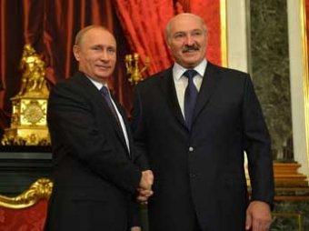 """Лукашенко после встречи с Путиным: """"Даже если весь мир выступит против, я все равно стану президентом, если захочу"""""""