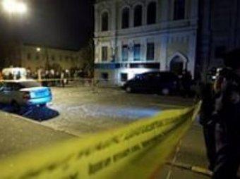 В Харькове у здания суда прогремел взрыв