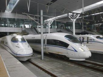 Китай построит железную дорогу из Пекина в Москву за  млрд
