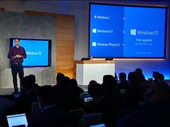 Windows 10 станет бесплатной