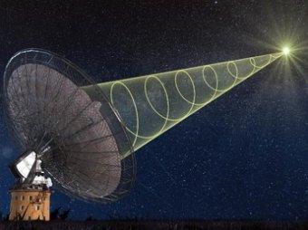 Астрономам удалось поймать загадочные радиоволны из космоса