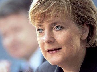 Ангела Меркель напомнила об освобождении Освенцима советскими солдатами