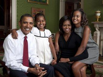 В Сети появилось скандальное фото старшей дочери Барака Обамы