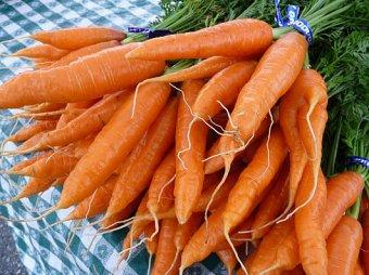 Во Владивостоке килограмм моркови продают за 2,4 тысячи рублей