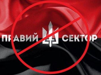 В России «Правый сектор» внесен в список запрещенных организаций