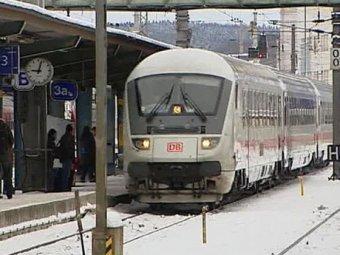 В Польше 200 хулиганов устроили массовую драку в поезде