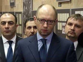 Яценюк настаивает на том, что Освенцим освободили выходцы из Житомира и Львова