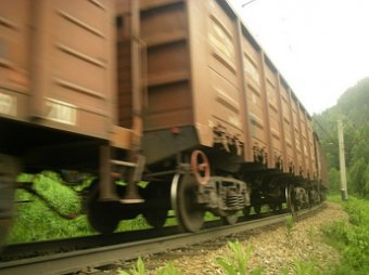На границе с Донецкой областью взорван железнодорожный мост