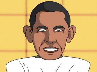 Мультипликатор из Волгограда изобразил Обаму и Яценюка психбольными
