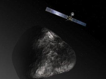 На комете Чурюмова-Герасименко обнаружены высокие горы