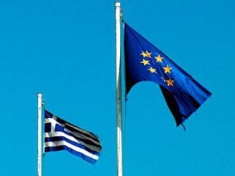 Германия дала согласие на выход Греции из еврозоны
