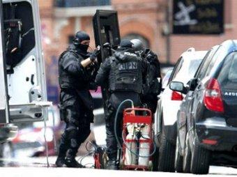 На востоке Франции в ресторане произошел взрыв