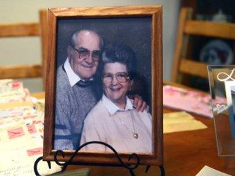 В США супруги, прожившие вместе 67 лет, умерли в один день