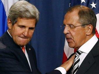 Керри обвинил Россию во лжи прямо «в лицо»