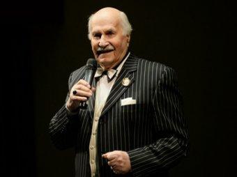 Легендарный актёр Владимир Зельдин отмечает 100-летний юбилей