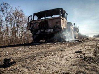 Новости Новороссии сегодня 14 февраля 2015: ополченцы ДНР опубликовали видео Дебальцевского котла с беспилотника