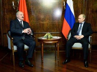 """В беседе с Лукашенко Путин назвал дату встречи """"нормандской четверки"""""""