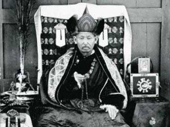 В Монголии найдено 200-летнее нетленное тело монаха в позе лотоса