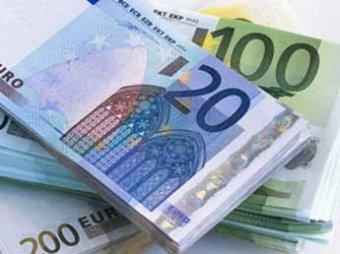 Биржевой курс евро впервые с начала января упал ниже 70 рублей