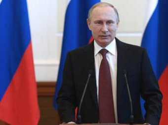 Путин сравнил отключение Донбасса от газа с геноцидом