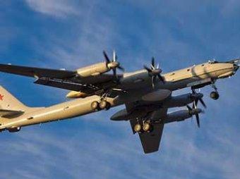 ИноСМИ: на борту ракетоносца Ту-95МС у берегов Британии было ядерное оружие