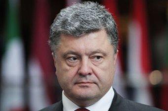 Порошенко показал захваченную у ополченцев российскую военную технику