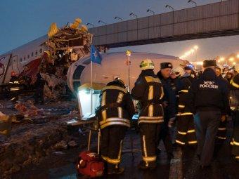 Названы причины гибели главы Total в авиакатастрофе во Внуково