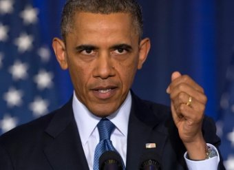 Обама признал участие США в смене власти на Украине