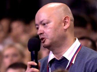 Журналист, спросивший в Путина про «Вятский квас», оказался в реанимации