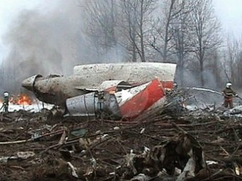 Польша обвинила смоленских диспетчеров в гибели президента Качиньского в 2010 году