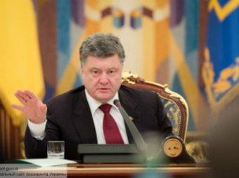 Американский эксперт: США подобрали замену Порошенко