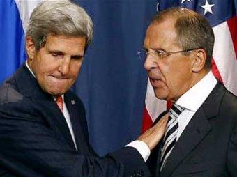 В Женеве началась встреча Лаврова и Керри: они обсудят убийство Немцова