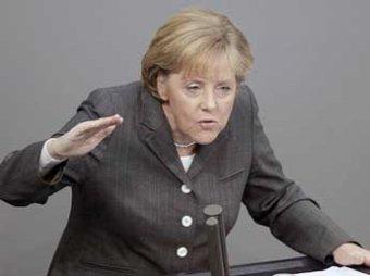 Меркель призвала продлить санкции против РФ из-за Украины