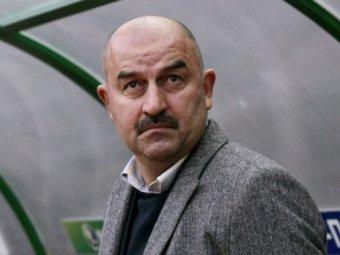 Станислав Черчесов рассказал подробности конфликта с Денисовым