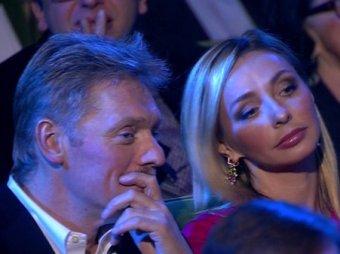 СМИ: Татьяна Навка и Дмитрий Песков женятся этим летом (фото)