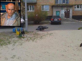 В Киеве найден автомобиль, брошенный убийцами Олеся Бузины
