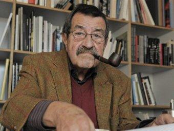 В Германии умер известный писатель и нобелевский лауреат Гюнтер Грасс