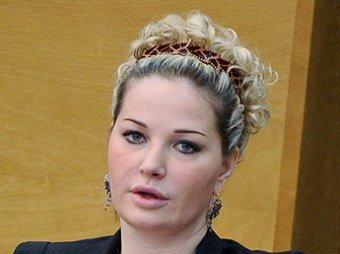 Мария Максакова потеряла двойню из-за уголовного преследования ее мужа