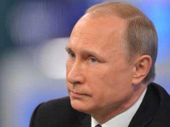 Соловьев: Путин признался, что ему не нравится работать президентом