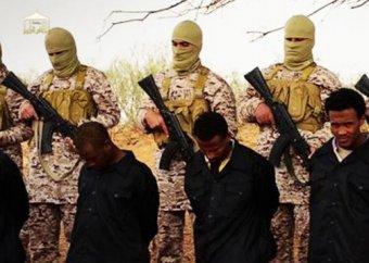 ИГИЛ опубликовала видео казни эфиопских христиан (фото)