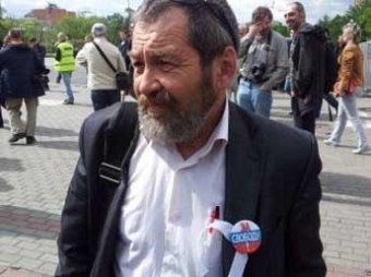 Оппозиционер Сергей Мохнаткин вскрыл себе вены в СИЗО