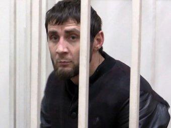 СКР: Заур Дадаев дал признательные показания
