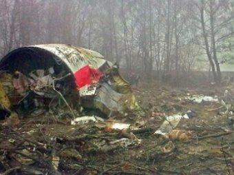 Опубликована стенограмма переговоров последних минут полёта Качиньского