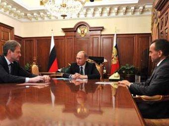 Вениамин Кондратьев назначен и.о. главы Кубани. Ткачев стал министром сельского хозяйства