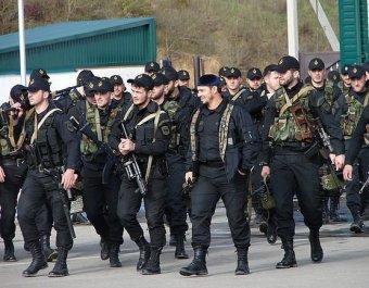 Чеченский спецназ победил на чемпионате мира для силовиков в Иордании