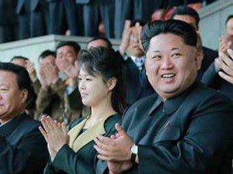 Жена лидера КНДР Ким Чен Ына впервые с 2014 года появилась на публике