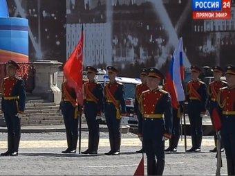 Состоялась генеральная репетиция парада Победы 2015 в Москве 7 мая (ВИДЕО)