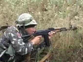 Машину с российскими военными во главе с генералом обстреляли диверсанты на Донбассе