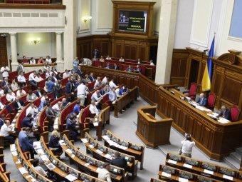 Рада Украины расторгла соглашение с Россией о сотрудничестве в военной сфере